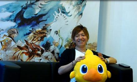 1ère interview de Naoki Yoshida par Eorzea Times !