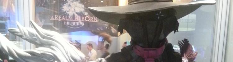 Final Fantasy XIV ARR à la Gamescom 2013 et 2e interview de Naoki Yoshida