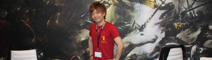 Nouvelle interview exclusive de Naoki Yoshida à la Gamescom 2014 !