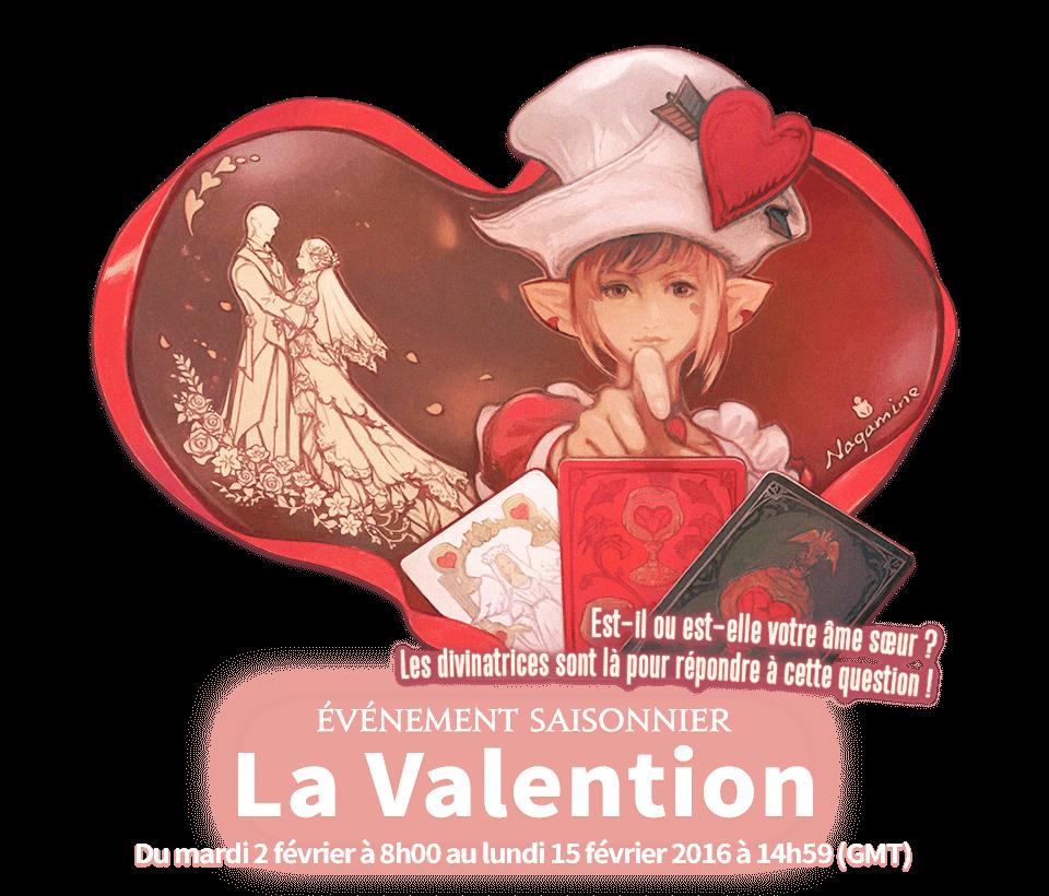 Artwork de la Valention 2016