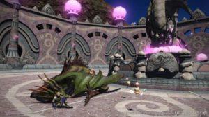 les dragons et mogs seront les prochaines tribus barbares de FFXIV !