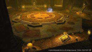 Screenshot du donjon Aquapolis arrivant à la mise à jour 3.3