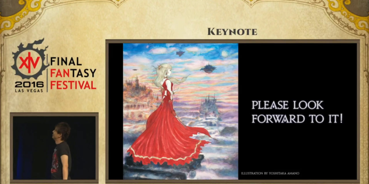"Live spécial ""look forward to it"" au FFXIV Fan Festival de Las Vegas !"
