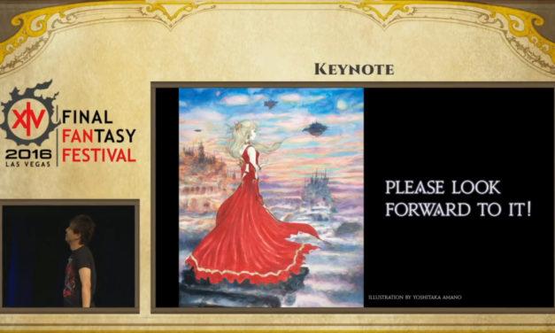 """Live spécial """"look forward to it"""" au FFXIV Fan Festival de Las Vegas !"""