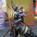 magnifique statuette du collector de FFXIV stormblood