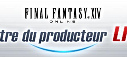 27e lettre du producteur live pour Final Fantasy XIV
