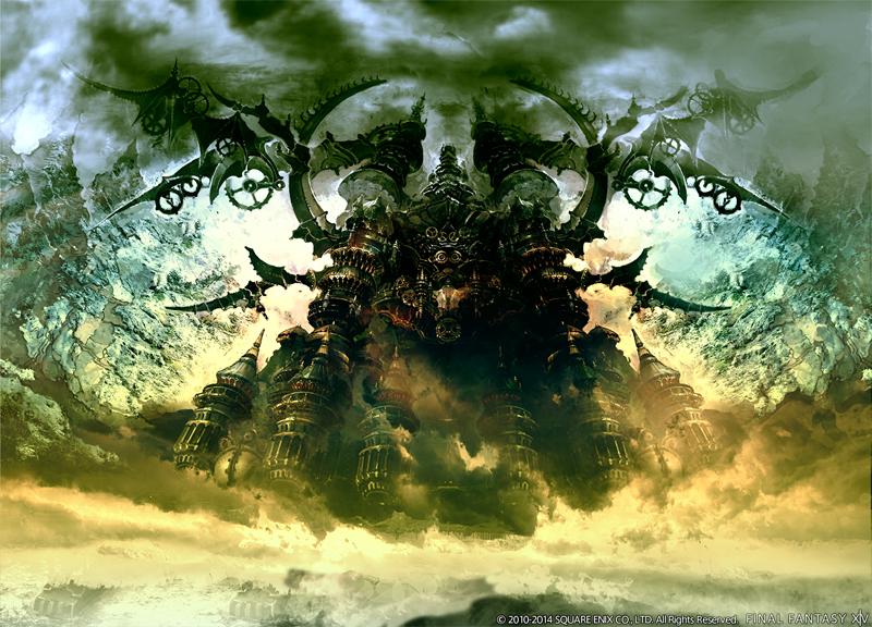 Le primordial géant Alexandre !