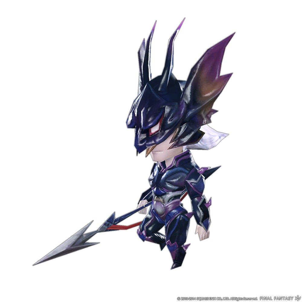 Qui n'a jamais rêvé de posséder sa mascotte Kain ?