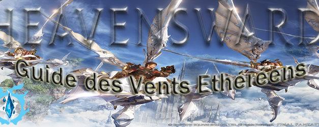 Guide des vents éthéréens de FFXIV Heavensward