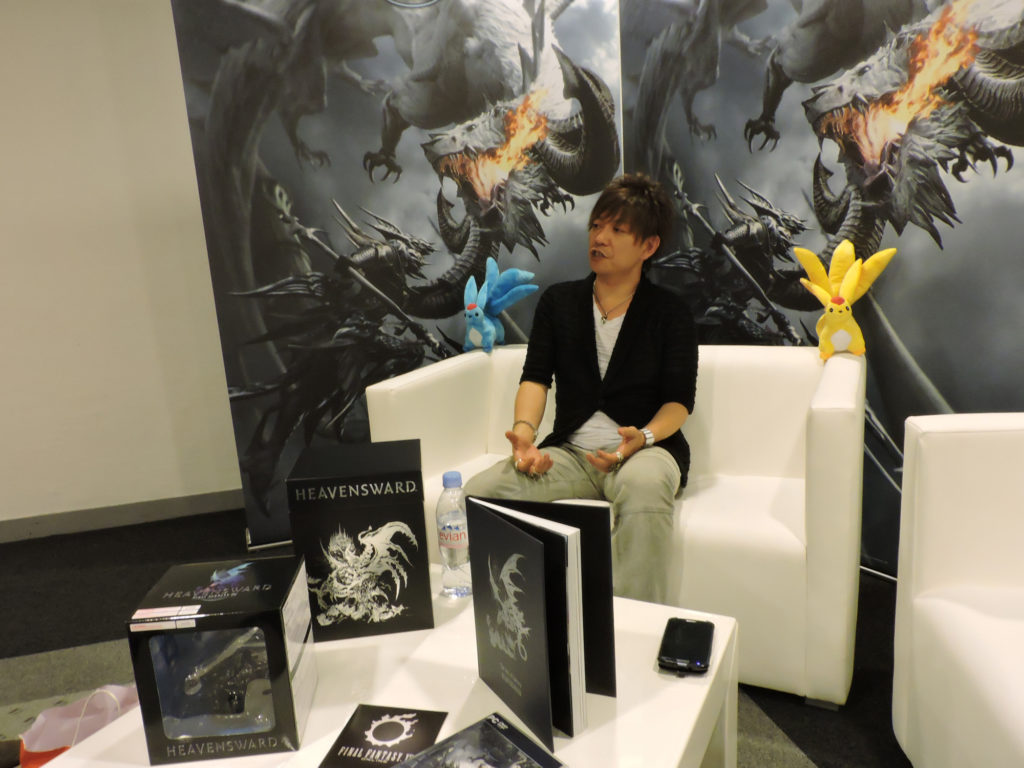 Le producteur de Final Fantasy XIV Heavensward répond a nos questions