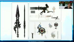 artwork du système d'améliorations des armes