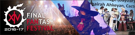 FFXIV Fan Fest 2016/2017 les dates sont annoncées.