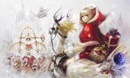 Joyeux Noël sur FFXIV et très bon concours à tous !