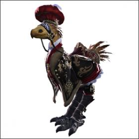 Barde Noble de Chocobo