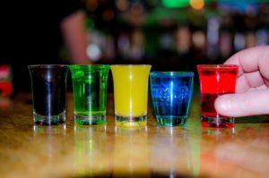 Des cocktails aux couleurs des primordiaux de FFXIV