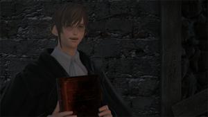 Cet élève rappelle un jeune et célèbre sorcier àlunettes, vous ne trouvez pas ?