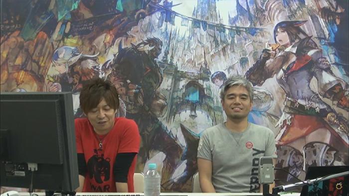 Naoki Yoshida et Toshio Murochi Lettre Live XXVII