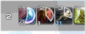 Nouvelles icones de sorts