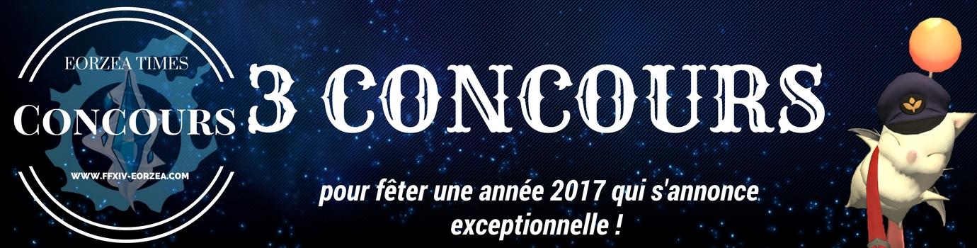 banniere des trois concours 2017