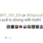 """World of Warcraft et Final Fantasy XIV entrent en """"guerre"""" sur Twitter !"""