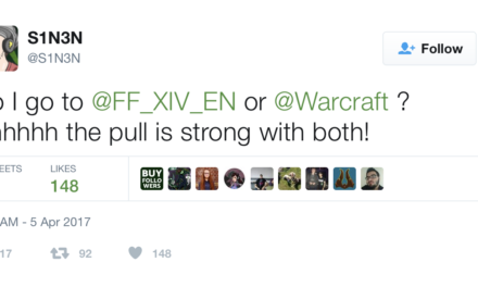 "World of Warcraft et Final Fantasy XIV entrent en ""guerre"" sur Twitter !"