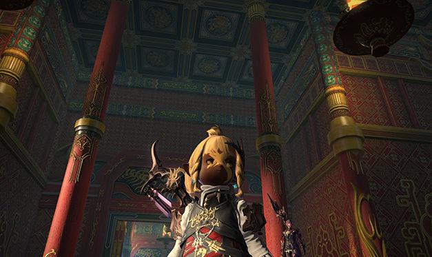 Nouveaux screenshots des donjons de Stormblood !