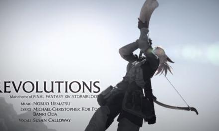 Revolutions, le thème musical principal de Stormblood, a été dévoilé ce jour