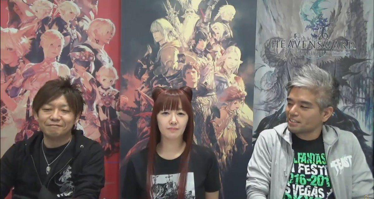 L'anniversaire de Final Fantasy XIV célébré avec un live de 14 heures
