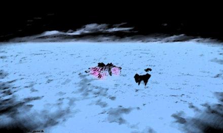 Étherographie de la 5e lune Ombrale