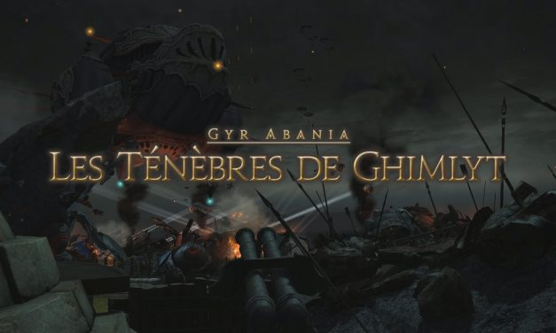 Guide Donjon : Les Ténèbres de Ghimlyt