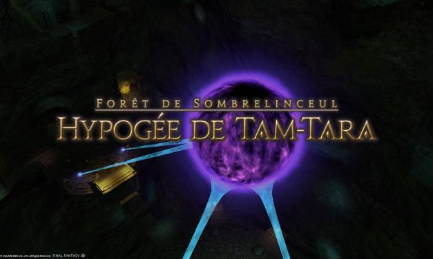 Guide Donjon : L'Hypogée de Tam-Tara