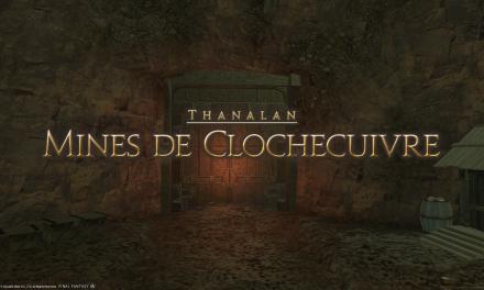 Guide Donjon : Les Mines de Clochecuivre