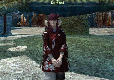 Kurenai-ffxiv-commandes spéciales