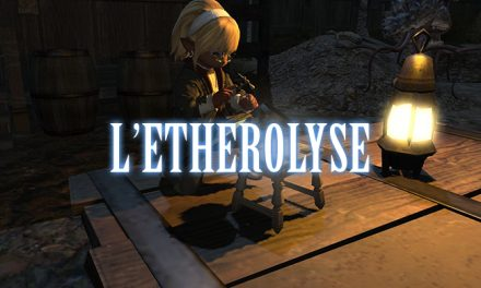 Tutoriel : L'Etherolyse