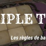 Guide Gold Saucer : Les règles de bases du Triple Triad