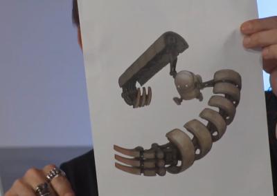 Des robots évolués