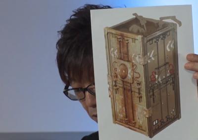 La boîte à mystère