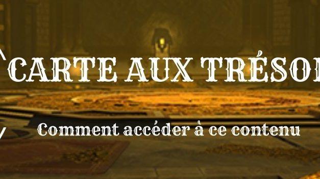 Mini-Guide : Cartes aux trésors