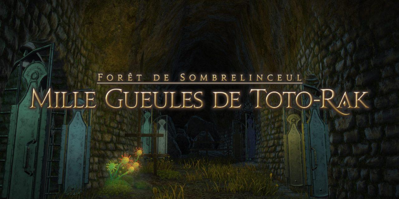 Guide : Mille Gueules de Toto-Rak