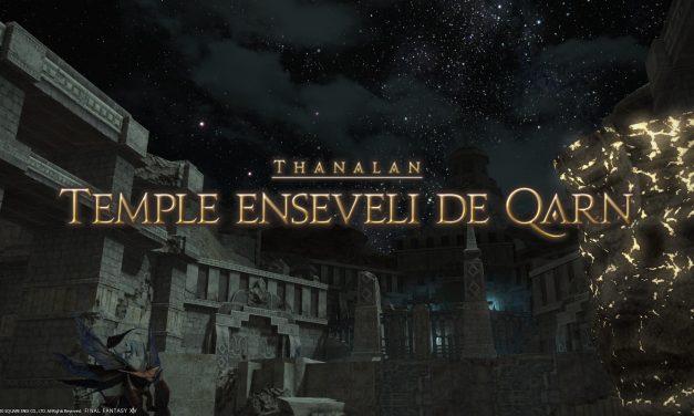 Guide : Temple Enseveli de Qarn