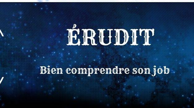 Guide Érudit : Explication des sorts et des combos