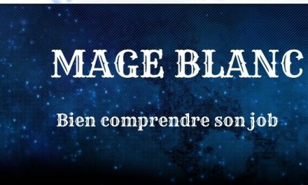 Guide Mage Blanc : Explication des sorts et des combos