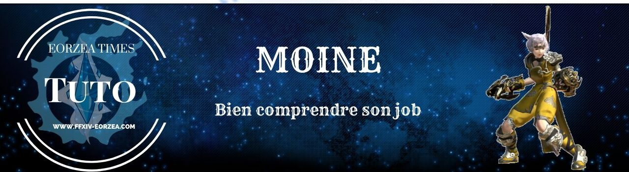 Guide Moine : Explications des compétences et des combos