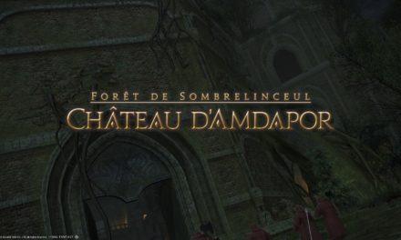 Mini-Guide : Château d'Amdapor