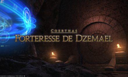 Guide : Forteresse de Dzemael