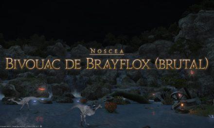 Mini-Guide : Bivouac de Brayflox (Brutal)