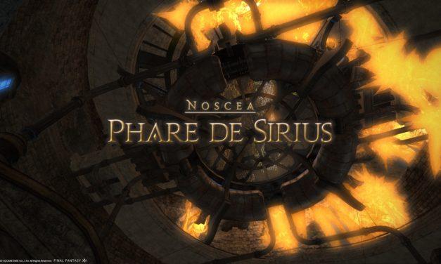 Mini-Guide : Phare de Sirius