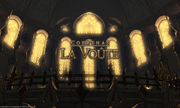 Guide : La Voûte