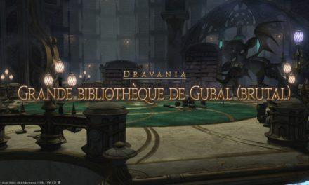 Guide : La Grande bibliothèque de Gubal Brutal