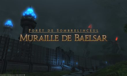 Guide : La Muraille de Baelsar